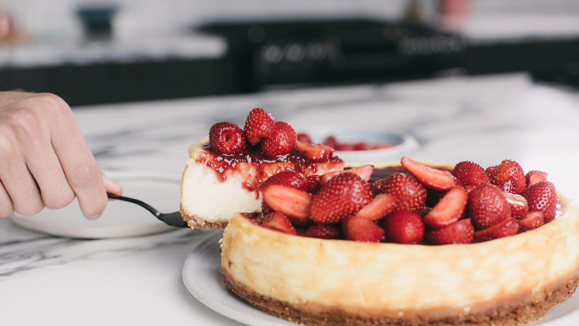 Master a Deliciously Creamy Cheesecake With These Pro Tips