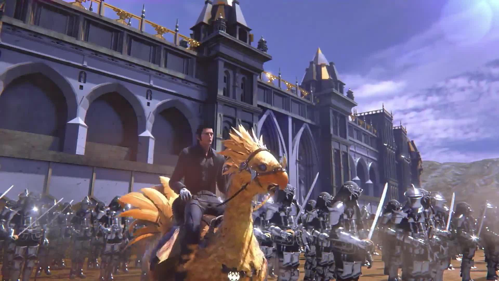 Final Fantasy XV: A New Empire - Launch Trailer