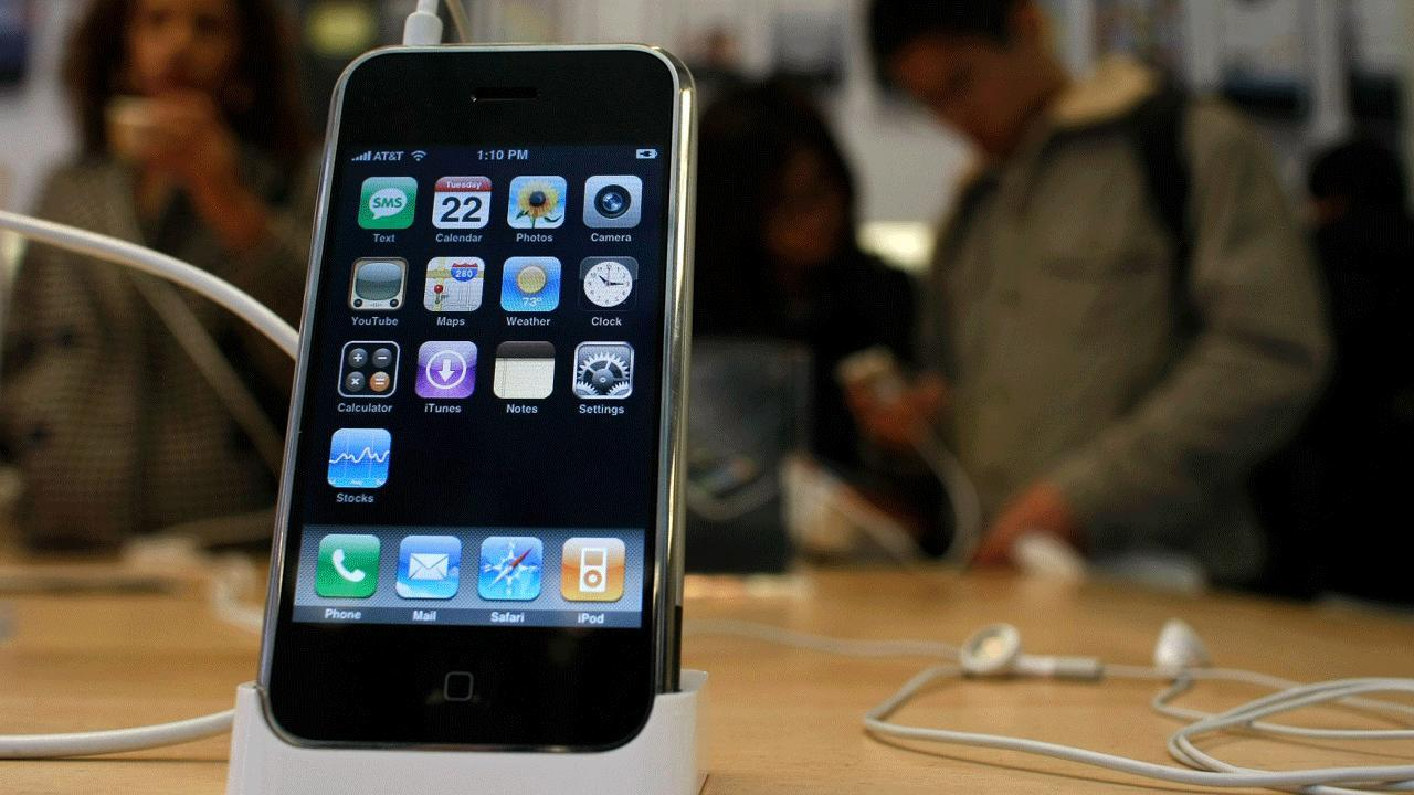 The iPhone Is Now 10 Years Old