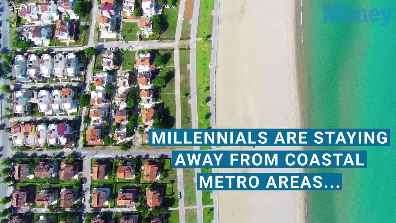 These Are the Cities Where Millennials Can Actually Afford to Buy Homes