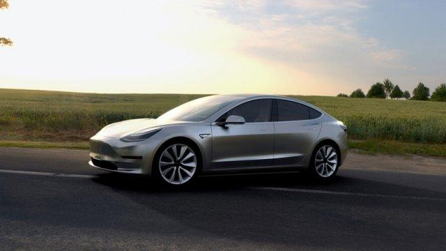 Tesla's First Model 3 Deliveries Will Start in July