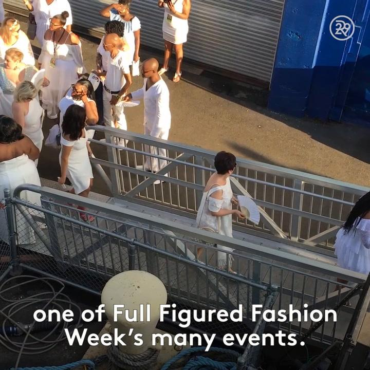 We Hopped on the Full Figured Fashion Week Cruise: Curves @ Sea