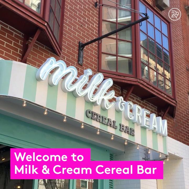 We've Died And Gone to Milk Bar Heaven
