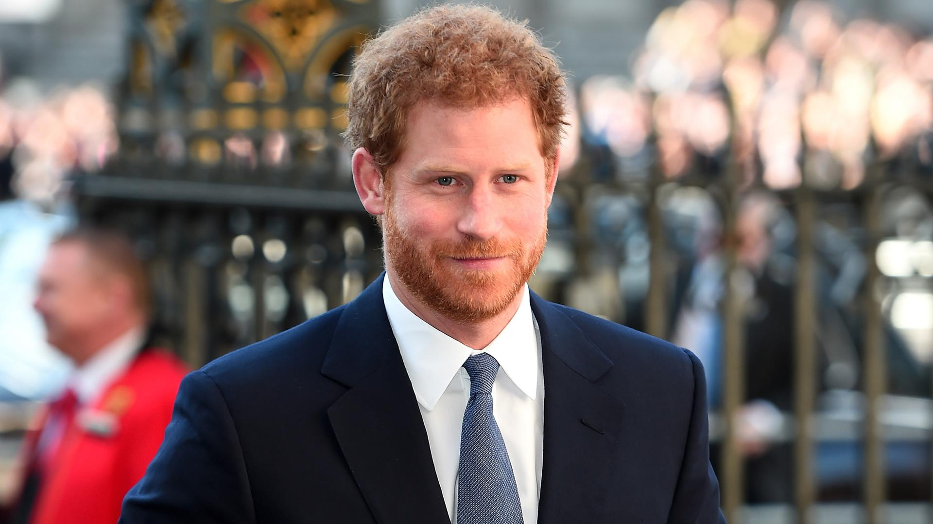 Prince Harry Made a Sweet Visit to Leeds Children's Hospital to Address the Mental Well-Being of Young People