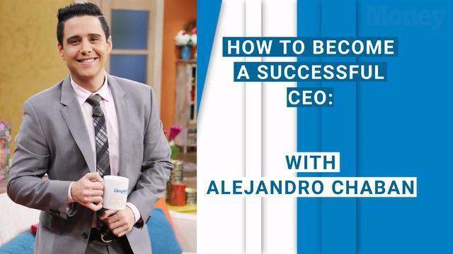 Alejandro Chaban's Steps to Success