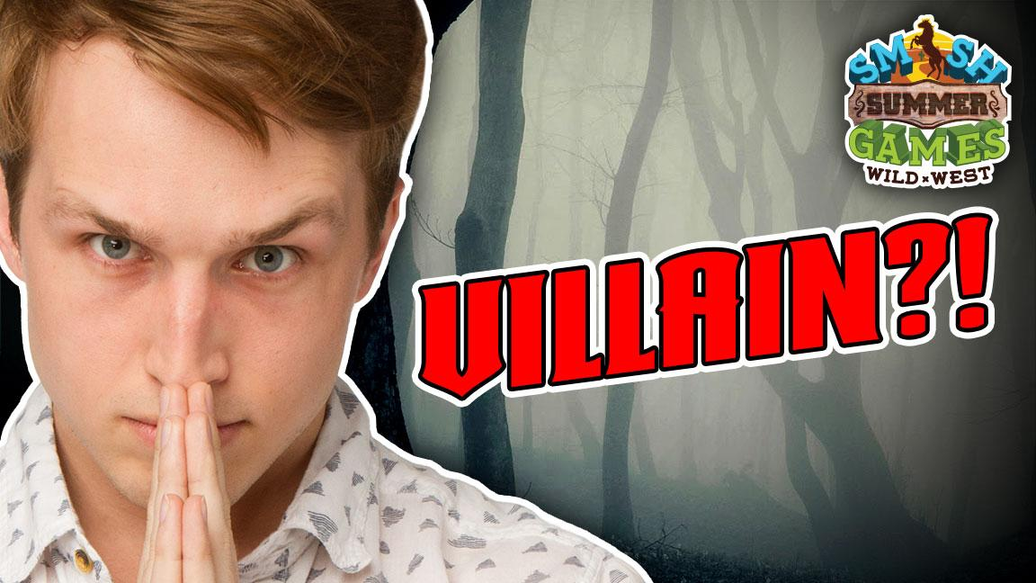 WHICH VILLAIN WOULD I BE? (Smosh Summer Games - The Show w/ No Name)