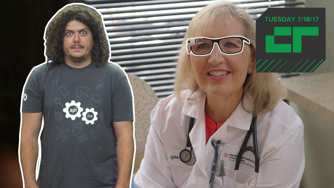 Crunch Report | Google Glass for the Enterprise