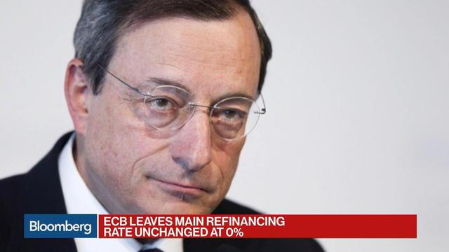 UniCredit's Nielsen Expects January 2018 ECB Taper