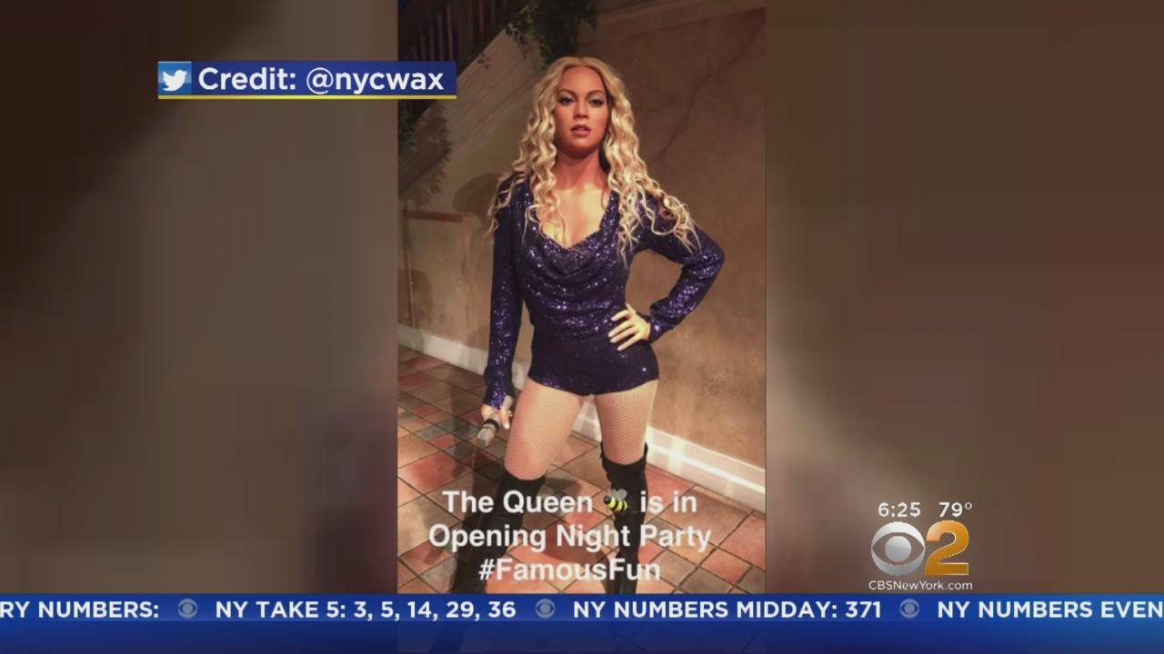Beyonce Fans Upset Over Her Wax Museum Figure