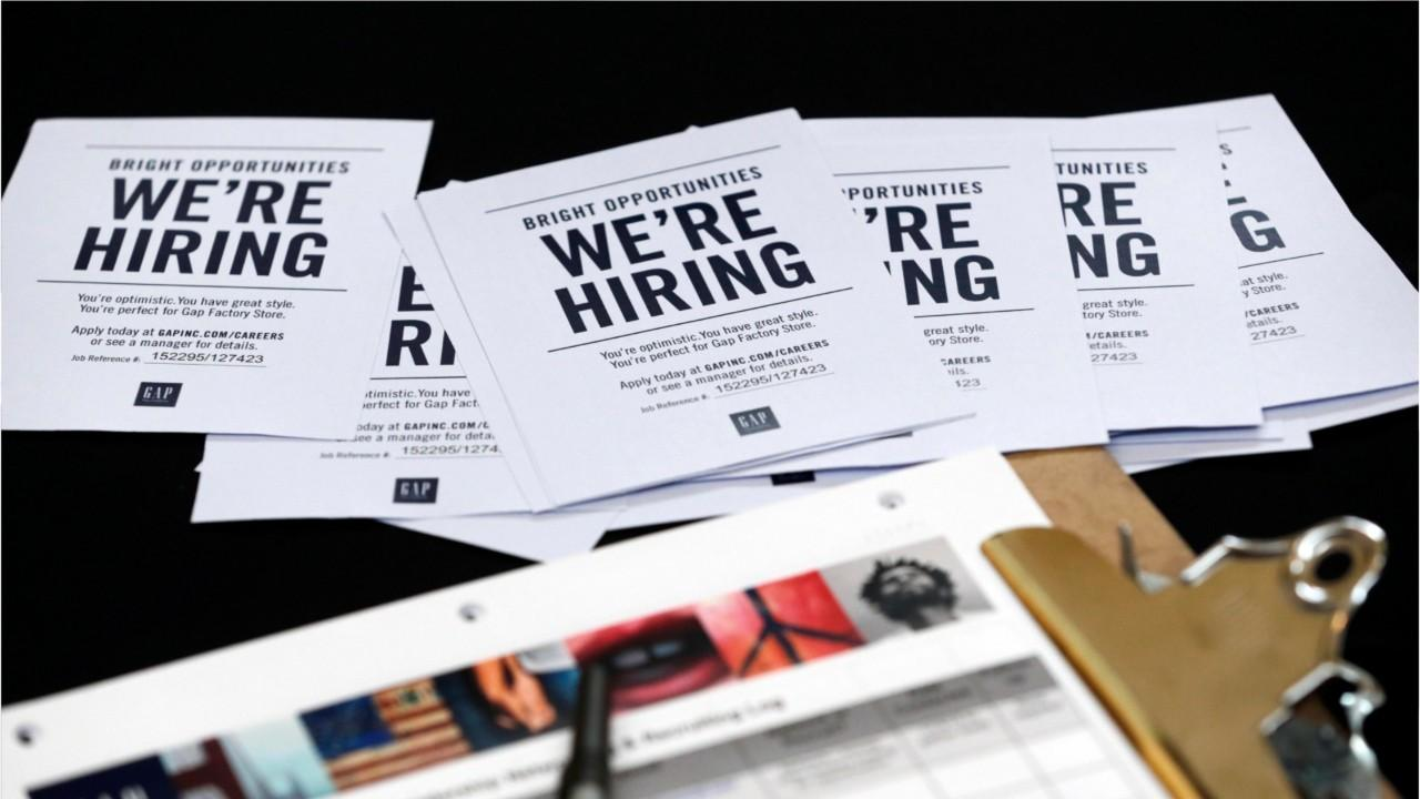 Jobless Claims Hit Low