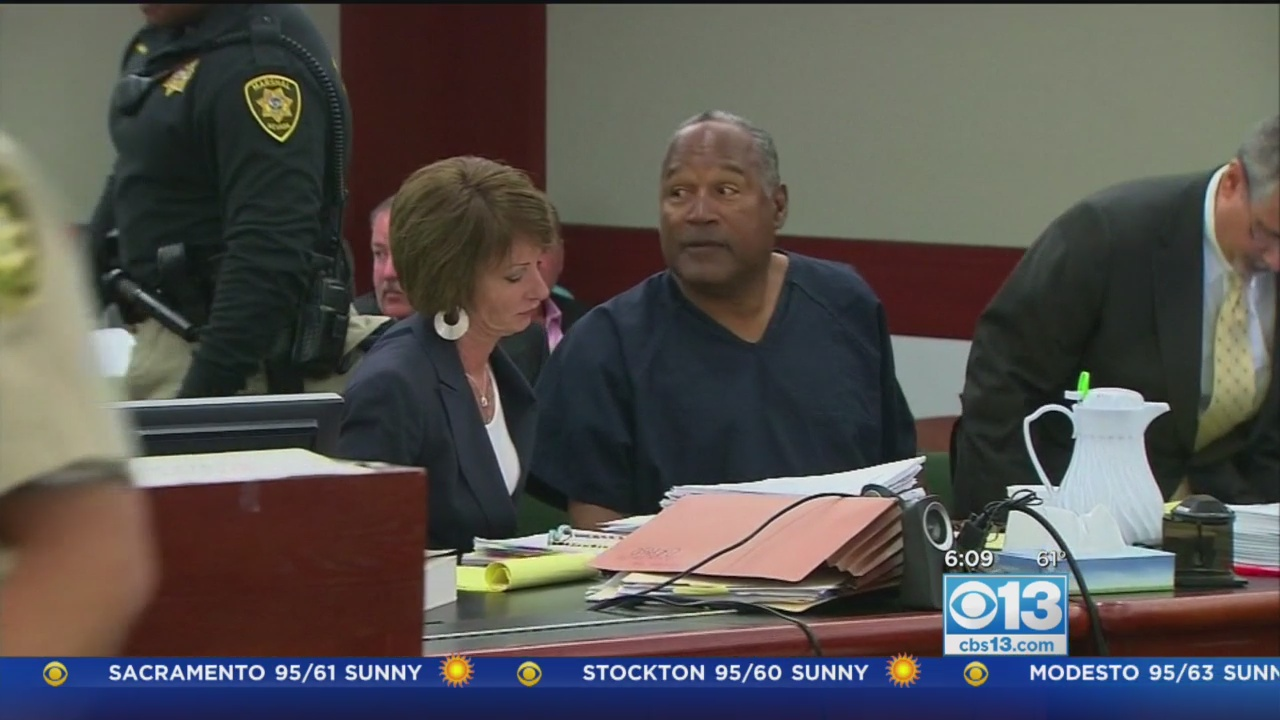 OJ Simpson Making Case For His Freedom On Live TV