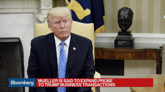 Mueller Said to Probe Trump's Business Transactions