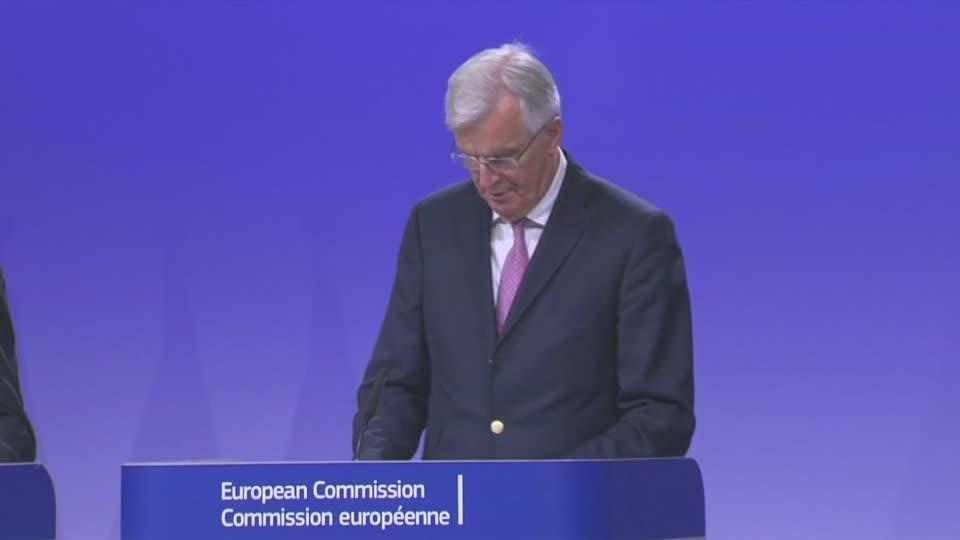 Brexit talks: EU demands clarification from the UK