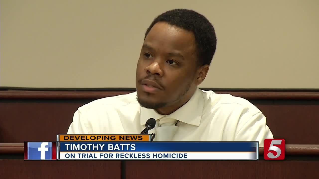 Jury Deliberations Resume In Batts Trial