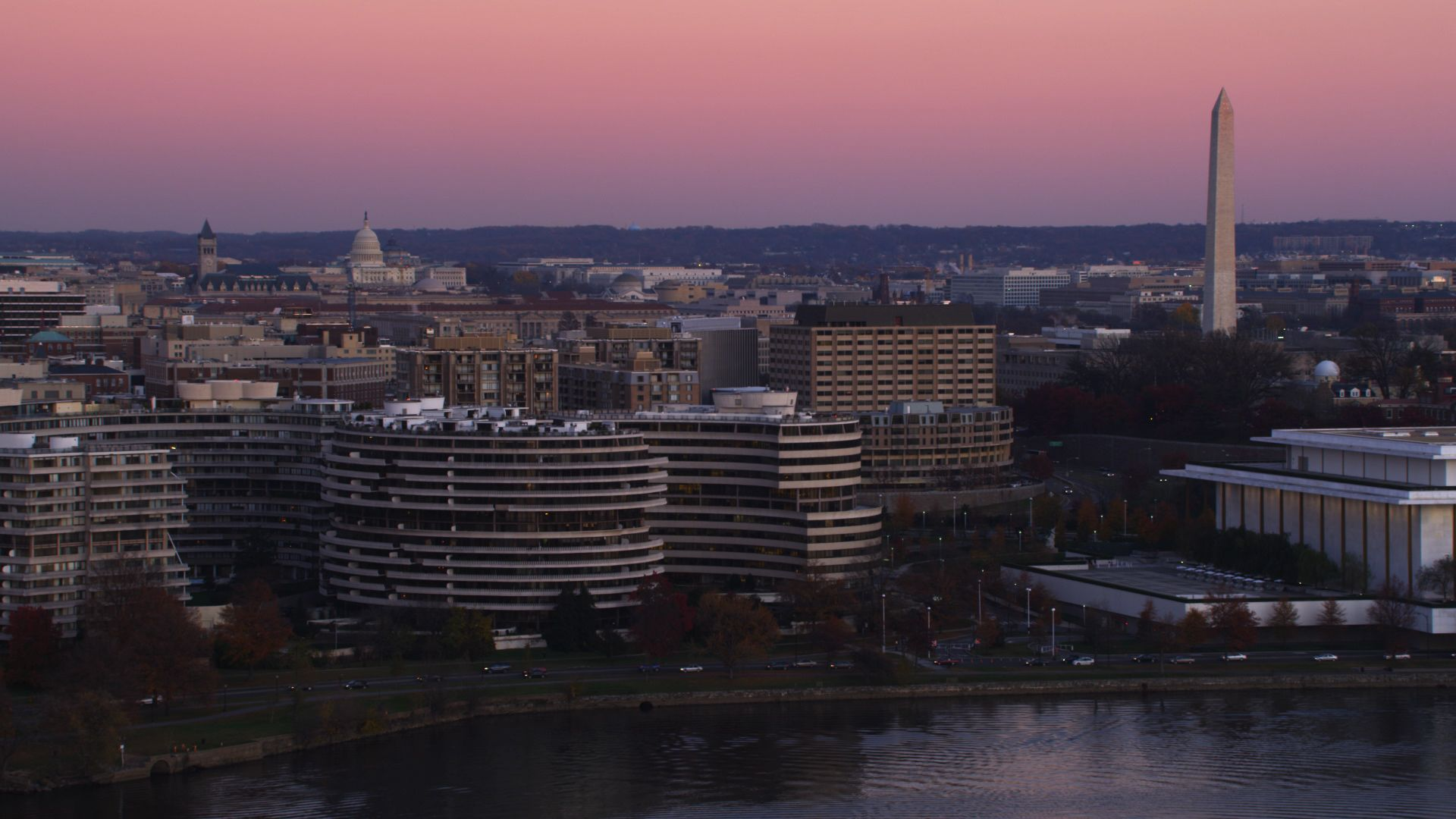 Watergate Hotel Through the Years