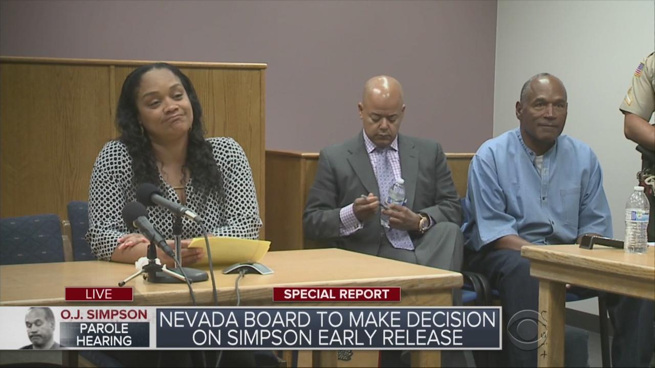 Arnelle Simpson Speaks To Parole Board