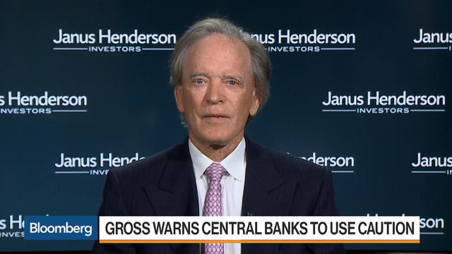 Gross Says a Recession Would 'Do the Economy Some Good'