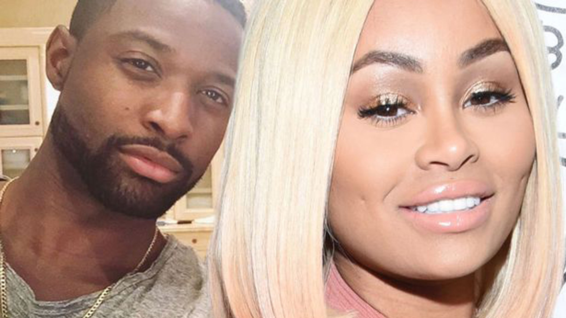Blac Chyna's Ex-Lover AIRS Her Dirty Laundry - Rob was RIGHT!