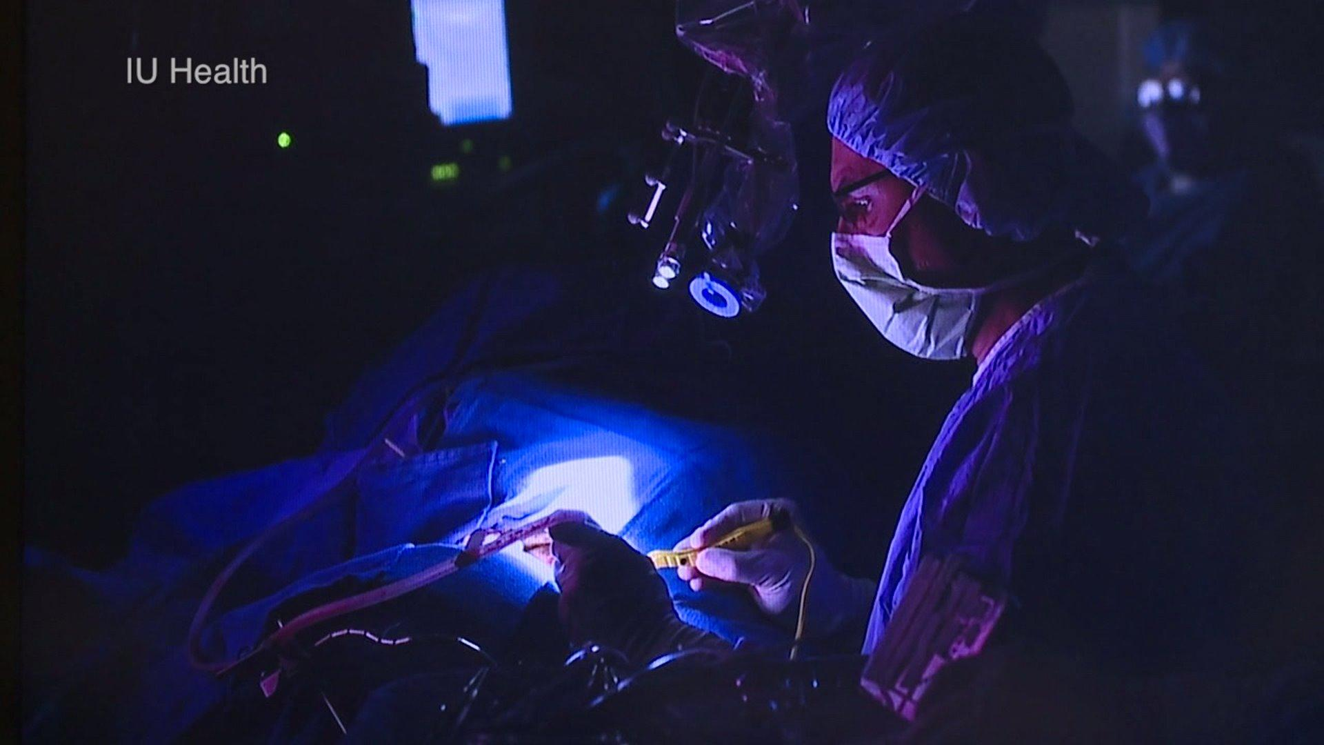 Robotic Arm Lends Helping Hand in 8-Hour Brain Surgery