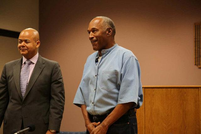 O.J. Simpson to be freed on parole in armed robbery case