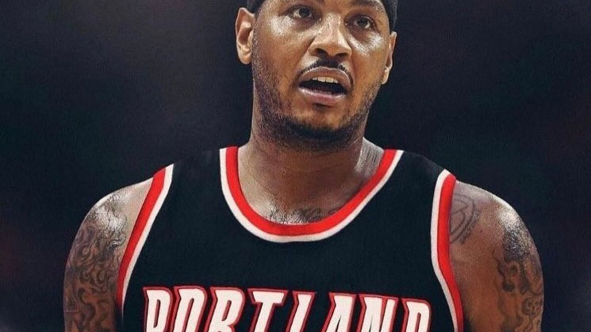 Carmelo Anthony JOINING the Portland Trail Blazers?!