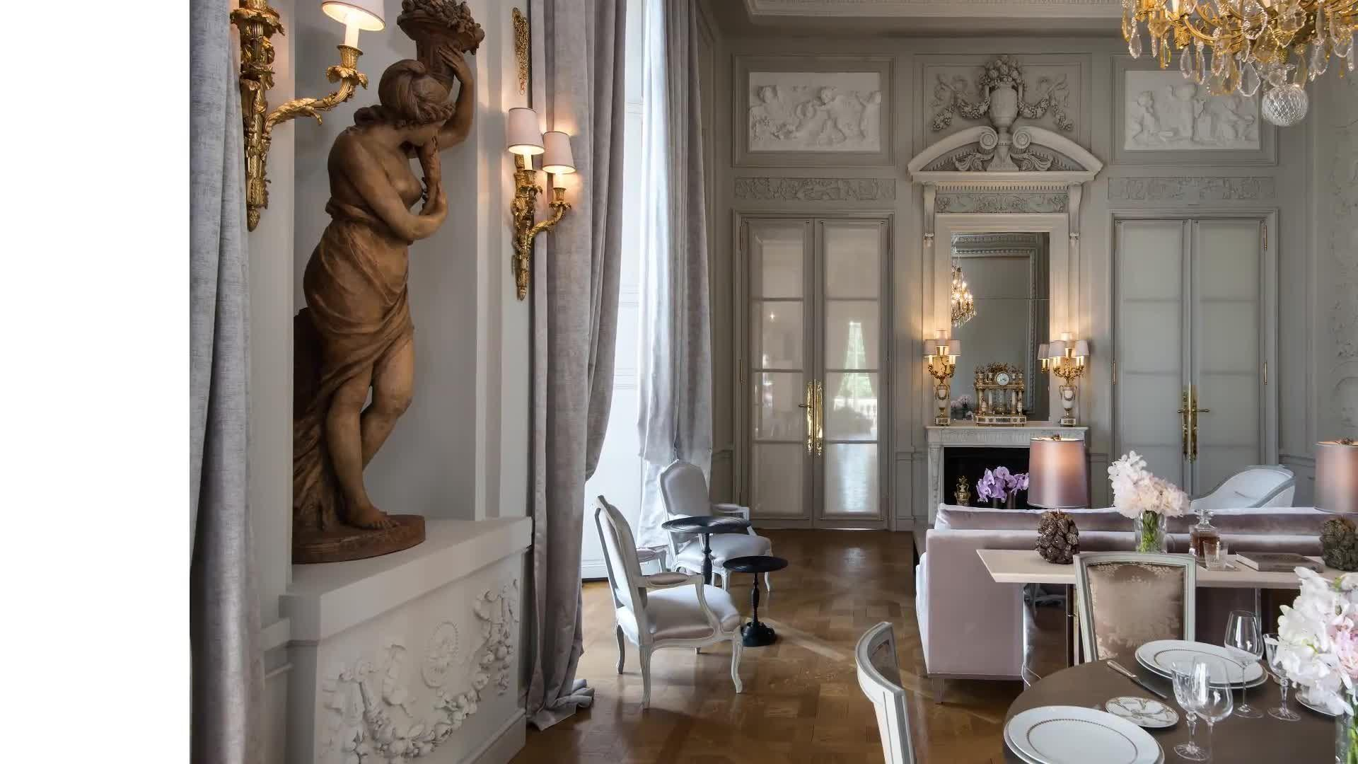 The Iconic Hôtel de Crillon Reopens