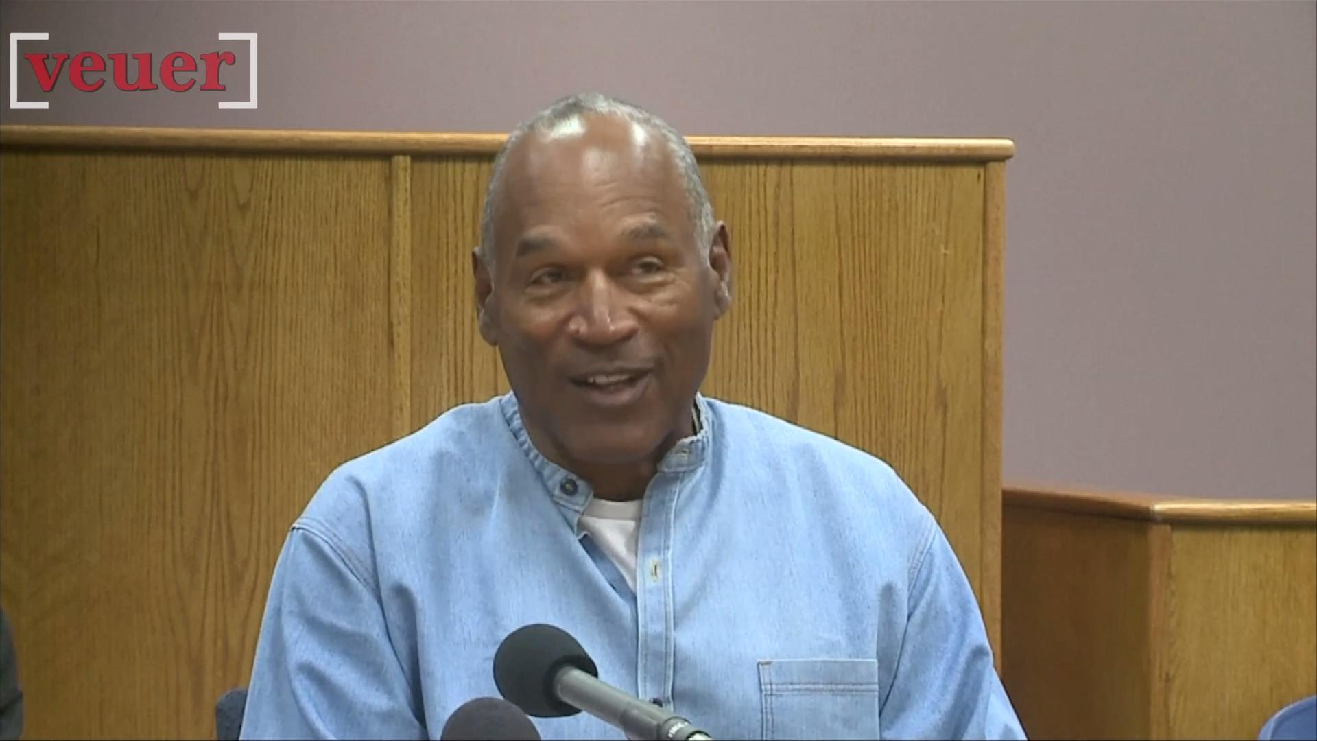 OJ Simpson Granted Parole After Almost 9 Years in Prison