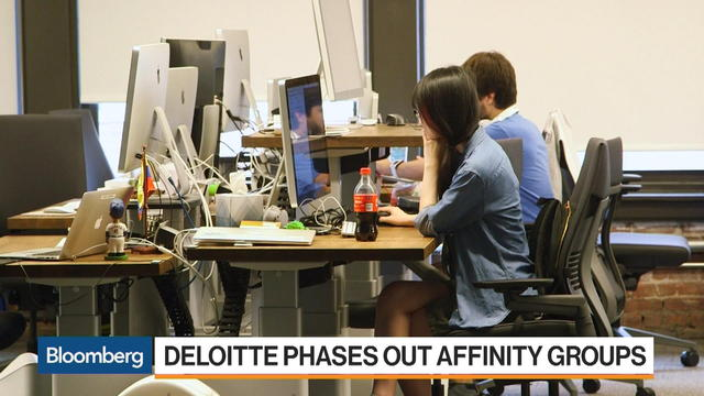 How Deloitte Is Rethinking Diversity Groups