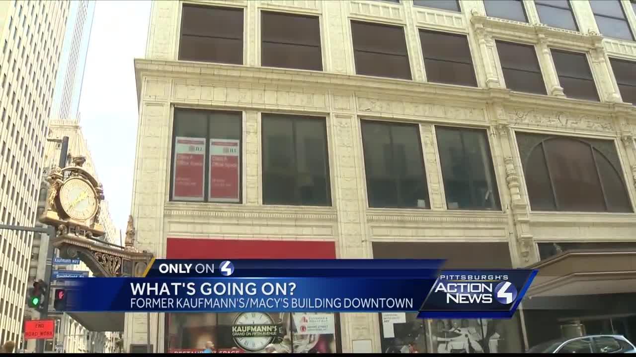 Downtown development -Former Macy's/Kaufmann's
