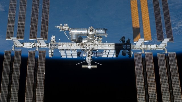 Google Adds the International Space Station to Street View