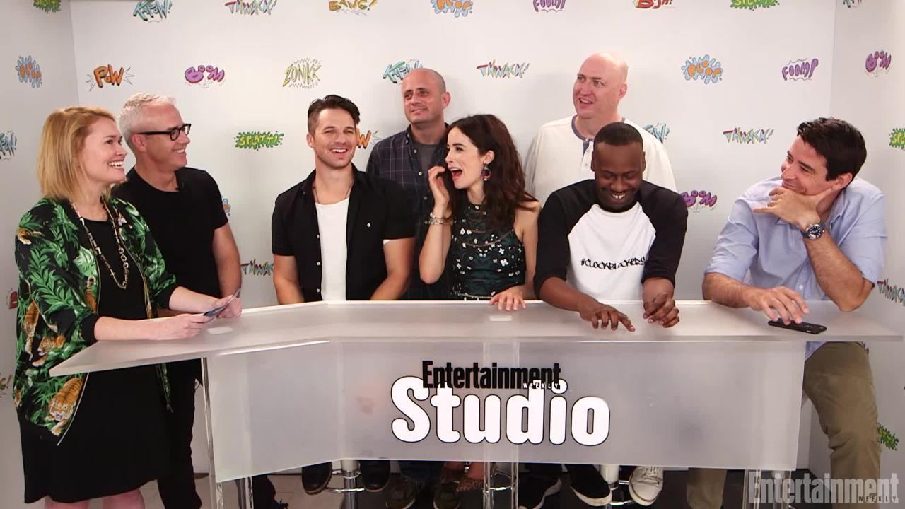 'Timeless' Cast on the Moment They Learned the Show was Revived