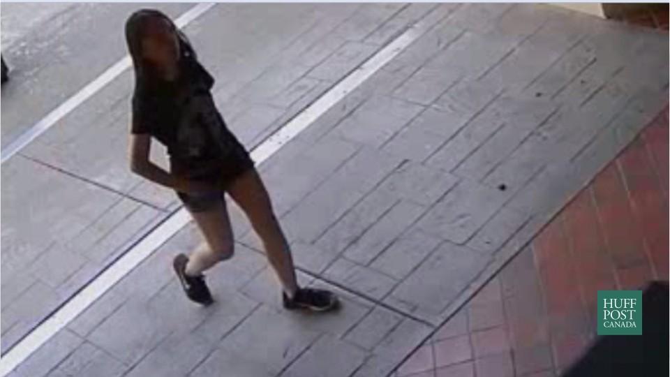 B.C. Teen Seen In Video Taken Hours Before Her Slaying