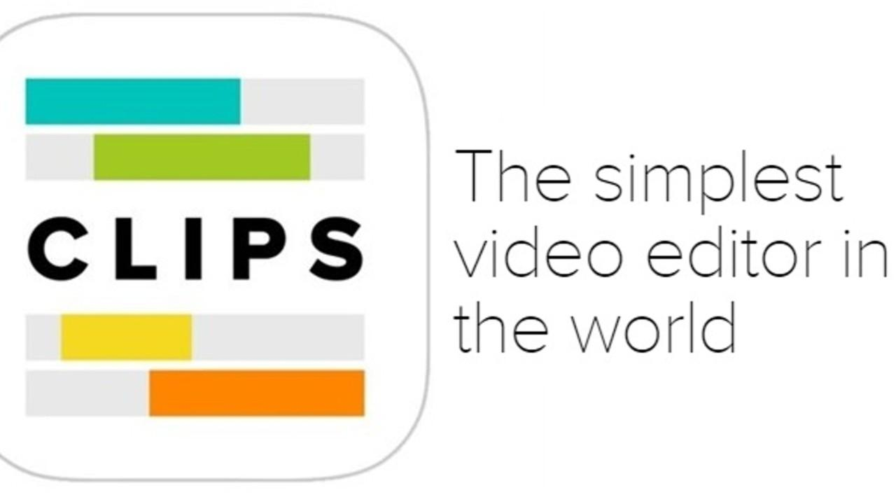 Apple's New Clips App Makes Videos Social Media
