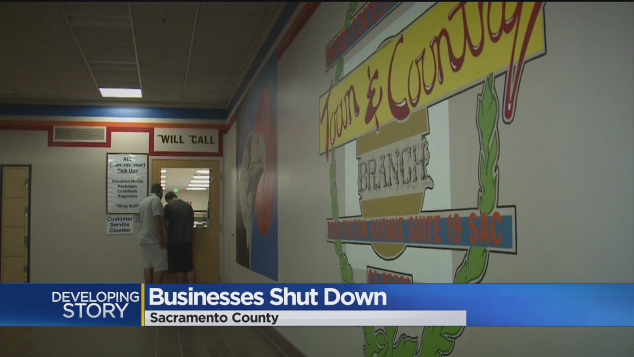 Town And Country Post Office Joins Dozens Of Businesses In Closure