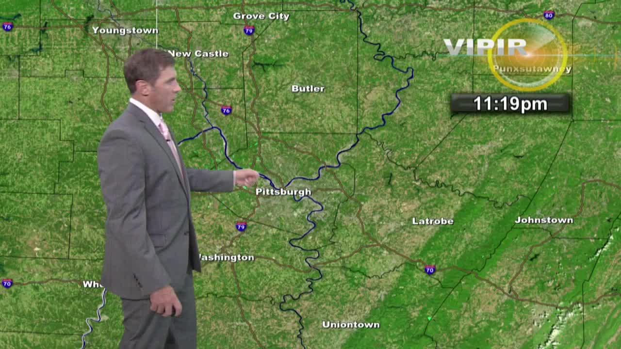 KDKA-TV Nightly Forecast (7/20)