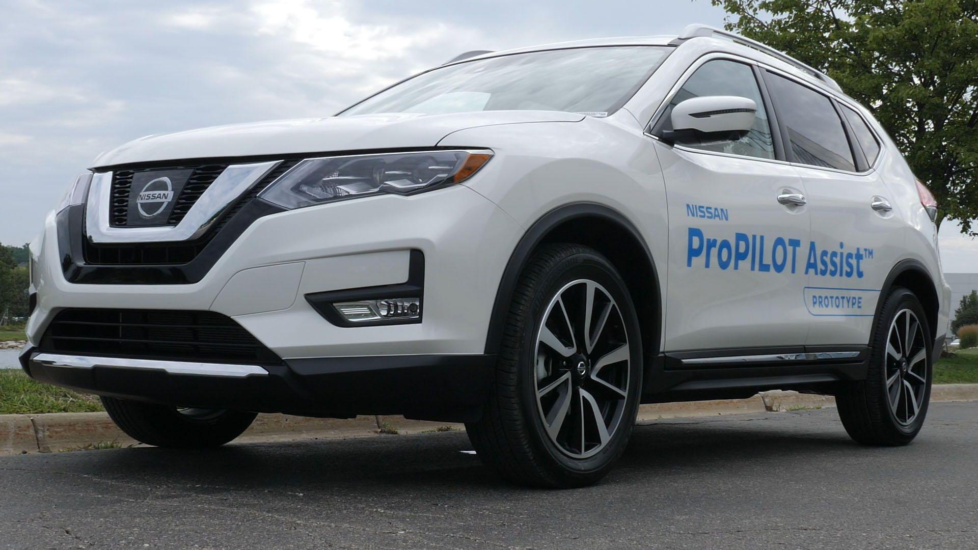 Nissan's ProPilot Assist could be a commuter's best friend new messages