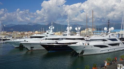 The world's superyacht hub