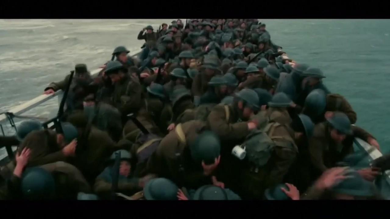 "Critics Love ""Dunkirk"""
