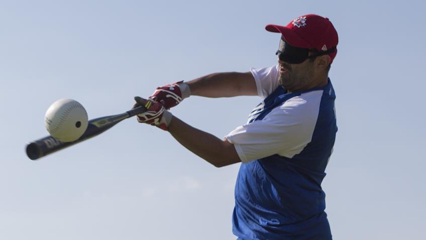 Toronto Blind Jays explain how beep baseball works