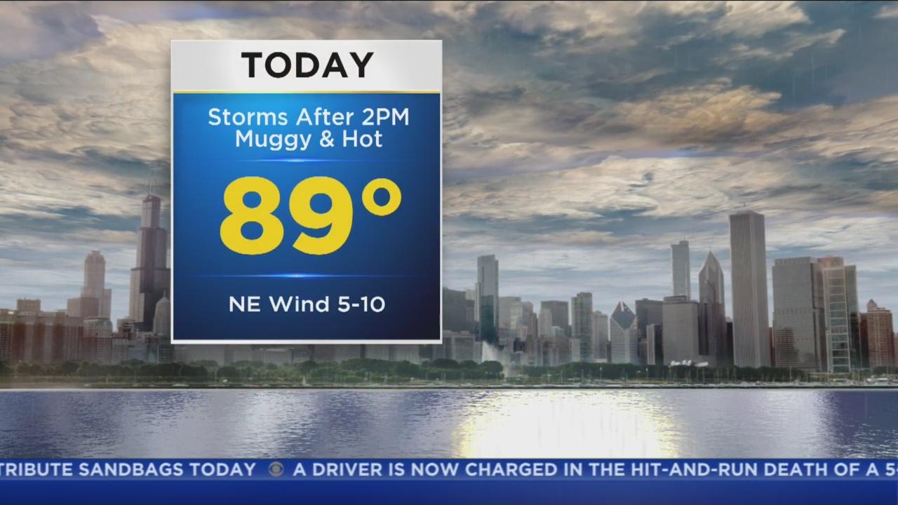 CBS 2 Weather Watch (6AM, July 21, 2017)