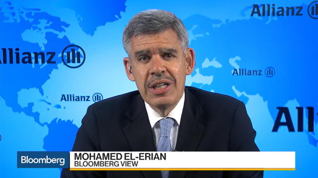 El-Erian: D.C. Offers Comfort to Goldilocks Market