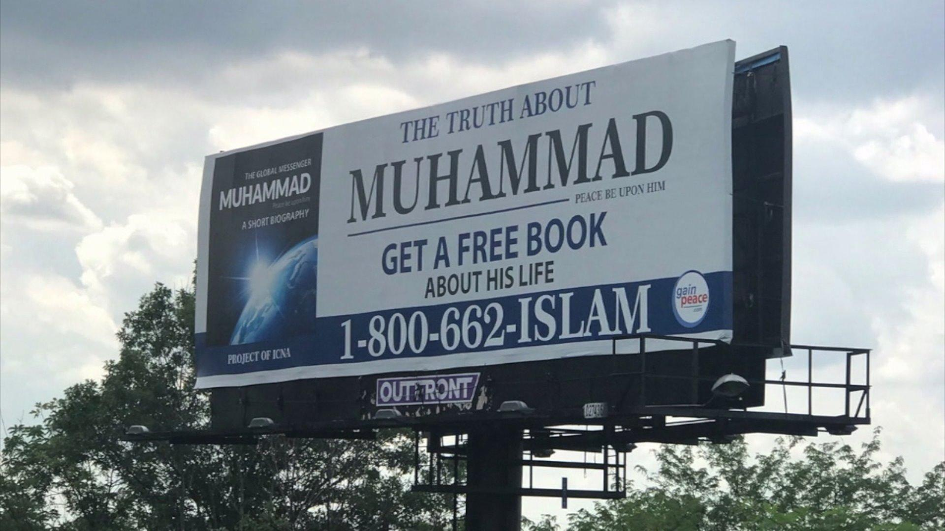 Muslim Group Responds to Controversial 'The Perfect Man' Billboard