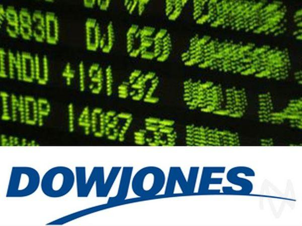 Dow Movers: GE, V