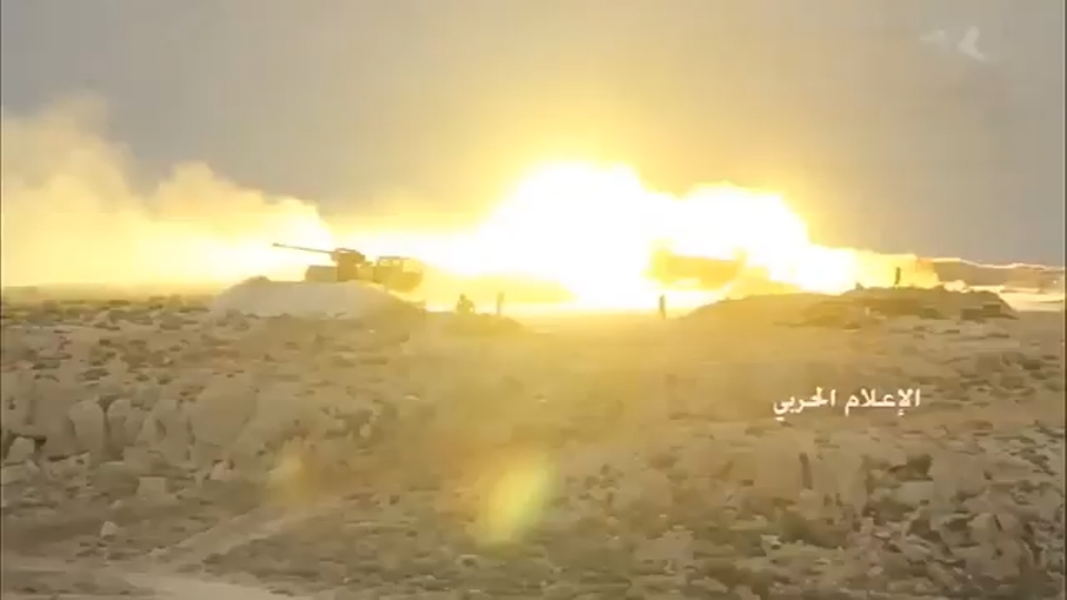 Syrian army targets Nusra front group on Syrian-Lebanese border - military handout