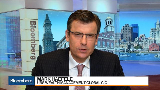 UBS's Haefele Sees Strong Reasons for Market Optimism