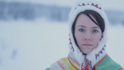 The beautiful world of a Sami reindeer herder