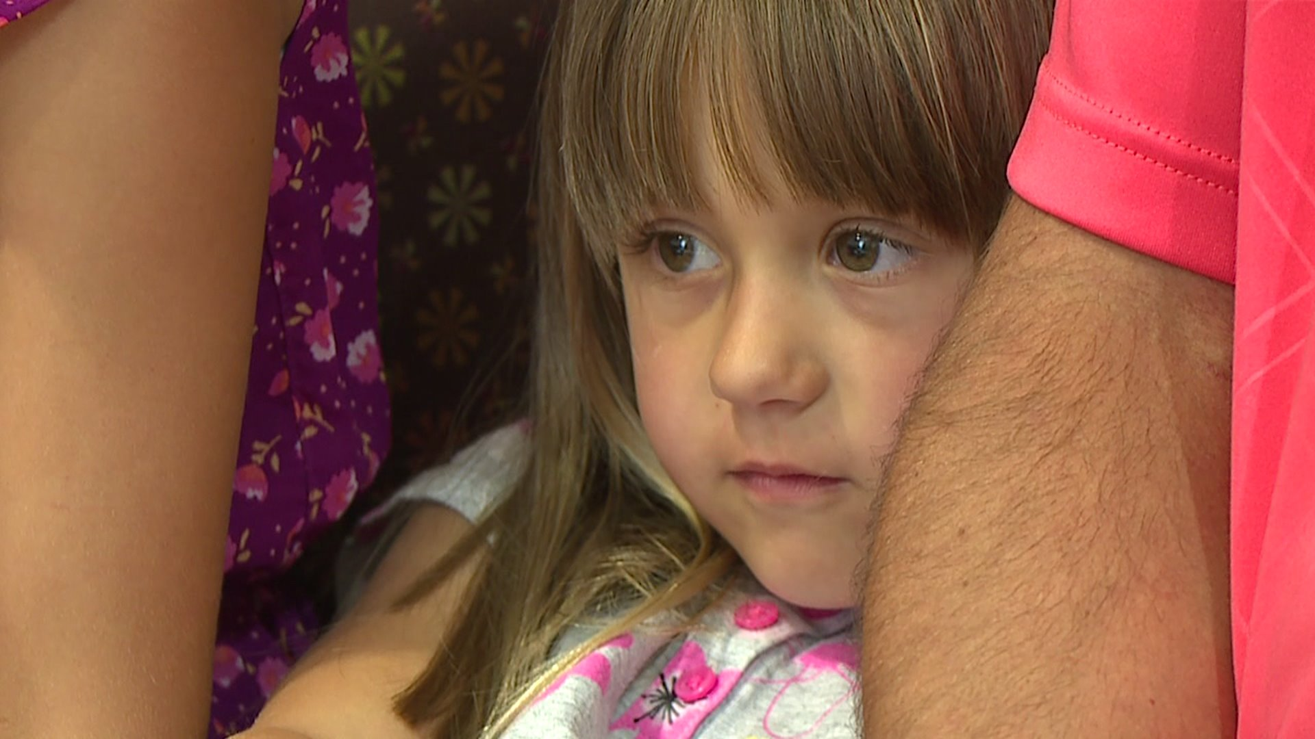 Cochlear Implants Help Toddler Hear Again After Ear Infections Left Her Deaf