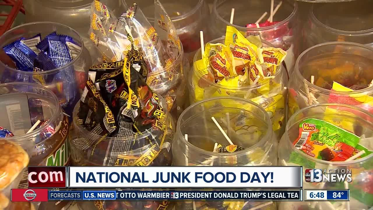 It's National Junk Food Day