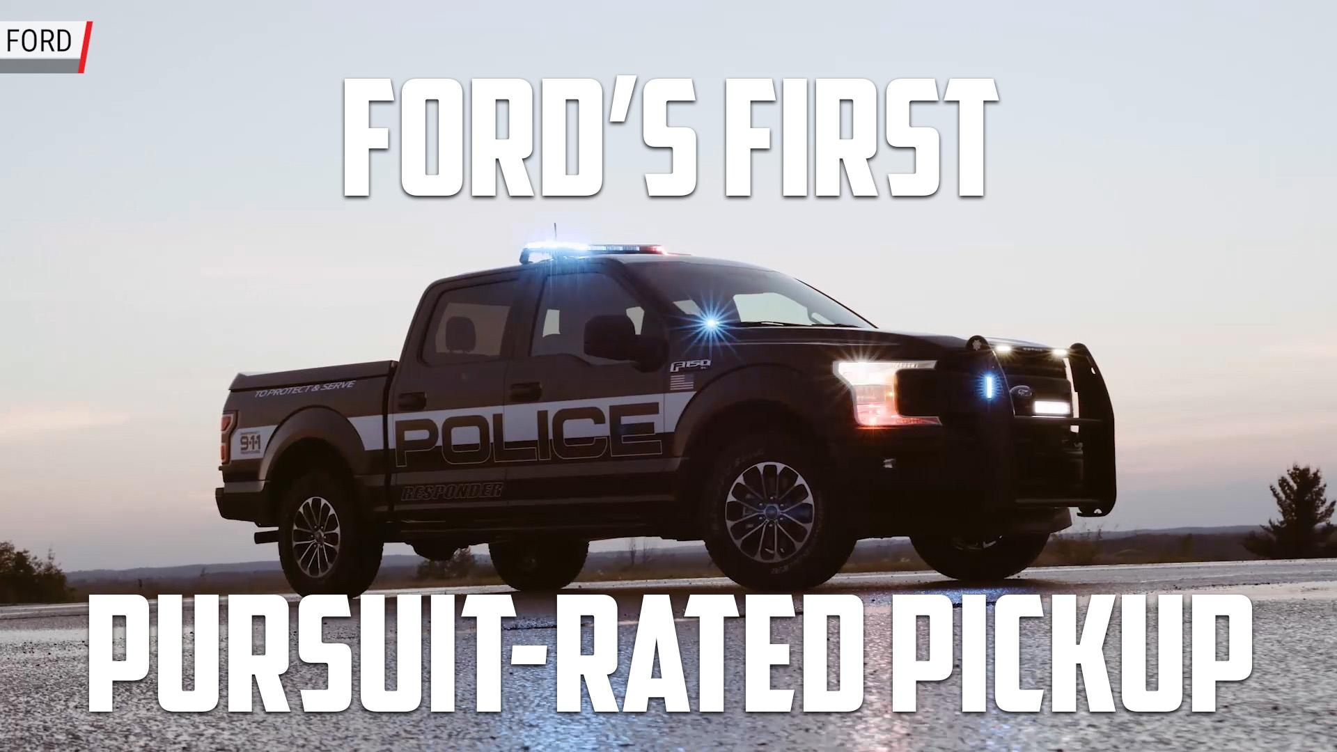 Ford Explorer Police Suv Aces Michigan Troopers Performance Tests