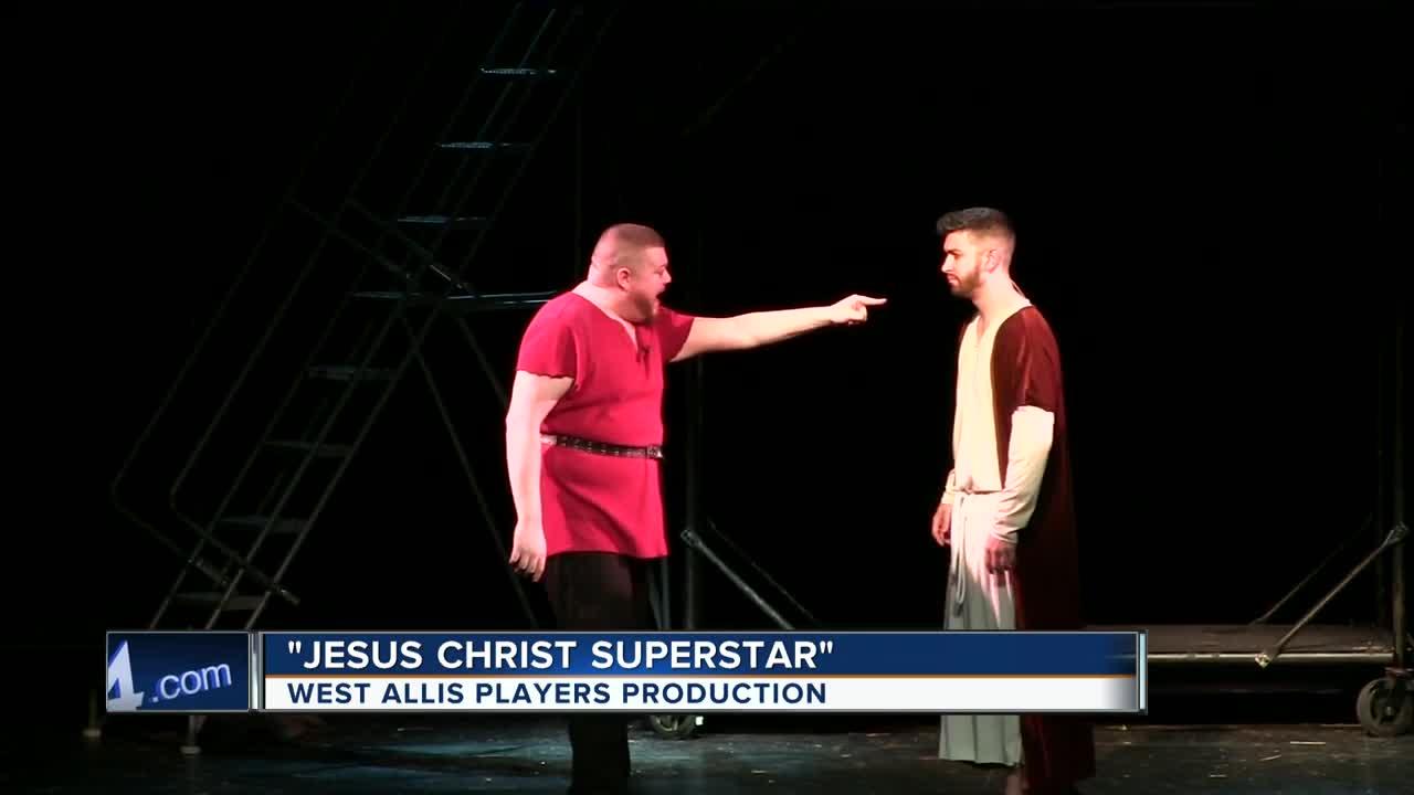 "West Allis Players to present ""Jesus Christ Superstar"""